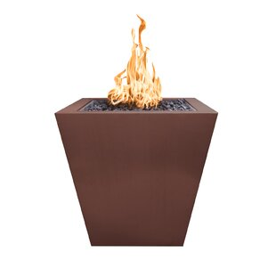 The Outdoor Plus Vista Copper Fire Pit