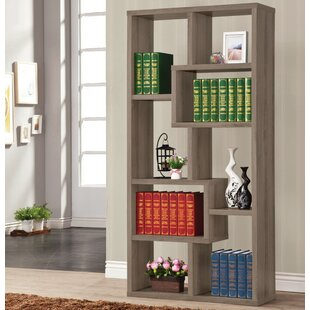 Skaggs Geometric Bookcase ..