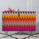 Holli Zollinger Credenza by Deny Designs