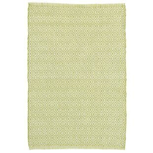 Crystal Green Indoor/Outdoor Area Rug