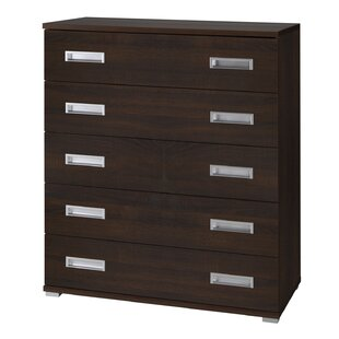 Braaten 5 Drawer Chest Of Drawers By Brayden Studio