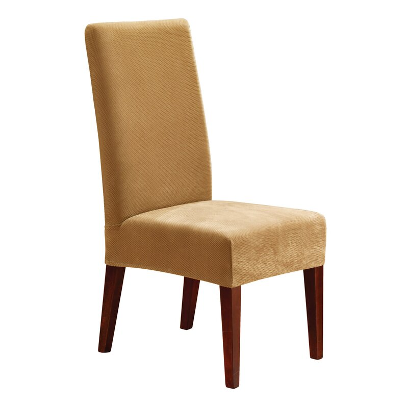 Kitchen & Dining Chair Covers You\'ll Love   Wayfair