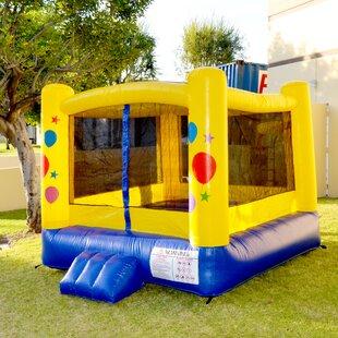 JumpOrange Lil' Kiddo Balloon Bounce House