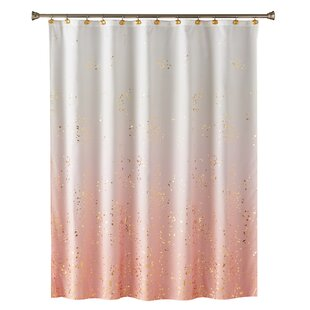 Affordable Price Germany Shower Curtain By Wrought Studio