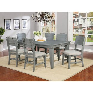 Blaire 7 Piece Pub Table Set DarHome Co