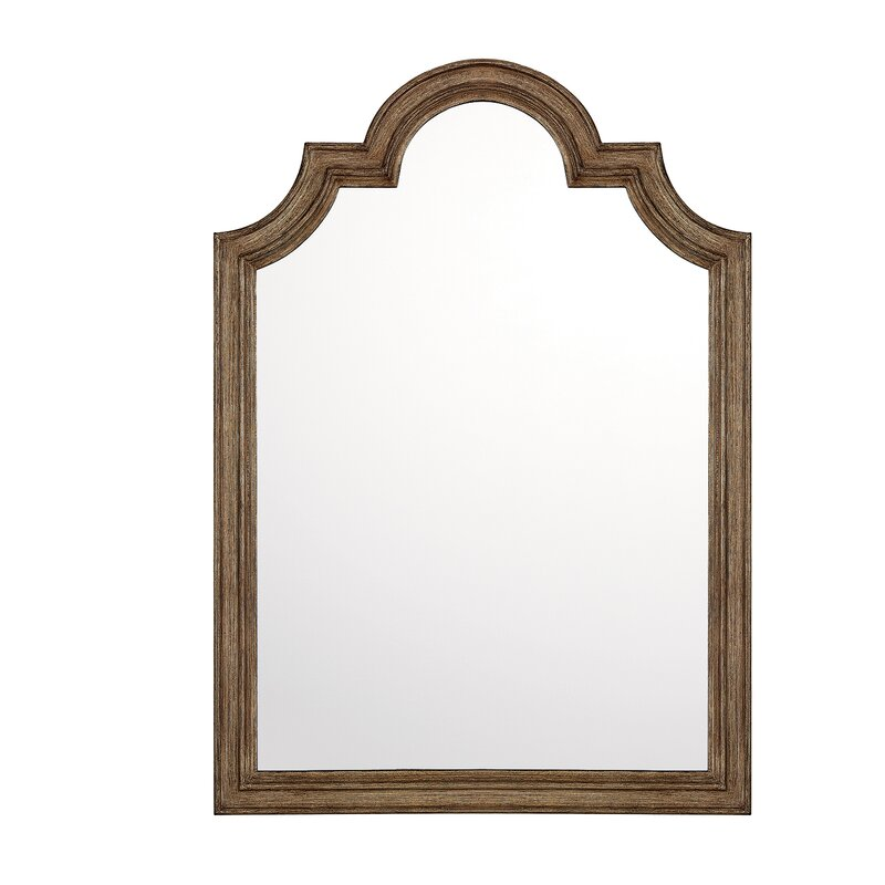 Willa Arlo Interiors Dhruv Decorative Traditional Accent Mirror Reviews Wayfair