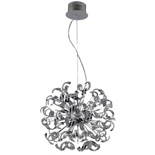 Orren Ellis Thalassa 25-Light Chandelier