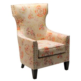 Darrell Armchair by Bungalow Rose
