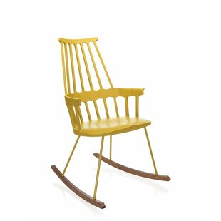 Yellow Rocking Chairs Youu0027ll Love   Wayfair