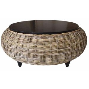 Paradise Cocktail Ottoman by Padmas Plantation