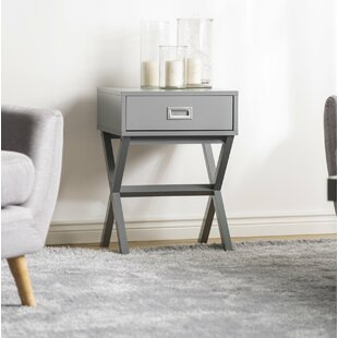 Robicheaux End Table by Brayden Studio