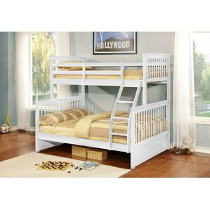Twin Over Full L-Shaped Bunk Bed by In..