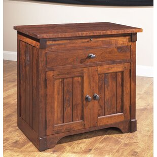 Purchase 1 Drawer Nightstand by MacKenzie-Dow