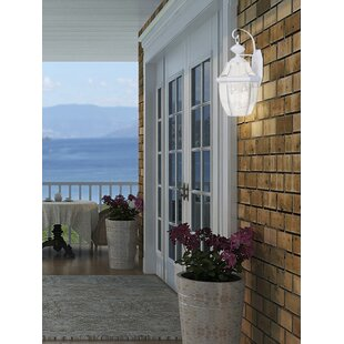 Three Posts Gustavson 2-Light Outdoor Wall Lantern