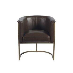 Lovisa 185 Barrel Chair by Everly Quinn