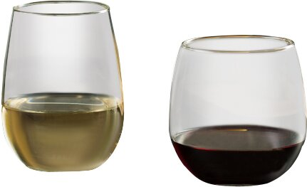 Libbey Vineyard Reserve 8 Piece Assorted Glassware Set