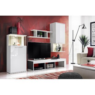 Sierra Entertainment Unit For TVs Up To 88
