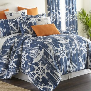 Gibsonia 100% Cotton Comforter Set