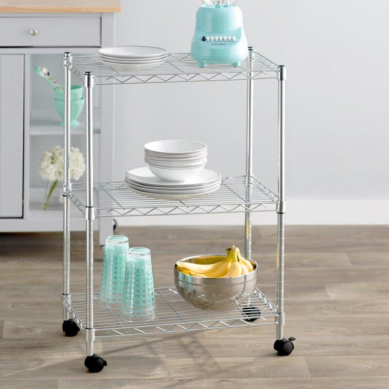 Storage Shelves & Shelving Units You\'ll Love | Wayfair