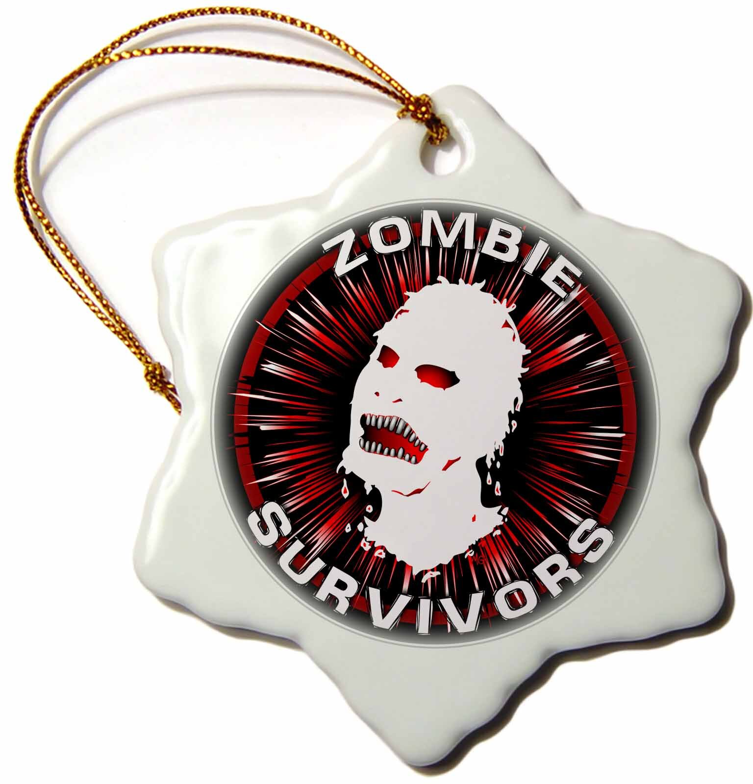 Zombie Christmas Ornaments You Ll Love In 2021 Wayfair