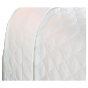 Annabelle Diamond Quilted 400 Thread Count Coverlet