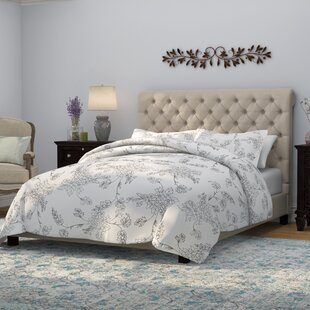 Melyna Upholstered Platform Bed