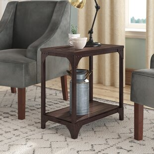 Amanda End Table by Laurel Foundry Modern Farmhouse