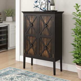 Floor Wine Cabinet by Darby Home Co
