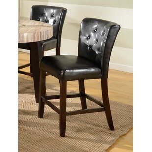 Parson 24.5 Bar Stool (Set Of 2) by Roundhill Furniture Wonderful
