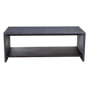 Galesburg Wooden Coffee Table