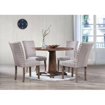 Orren Ellis Monett Dining Table Wayfair