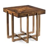 Hexham Cross Legs End Table by John-Richard