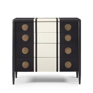 Yasmine 4 Drawer Dresser