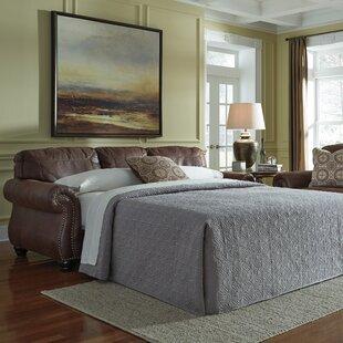 Conesville Queen Sleeper Sofa by Three Posts