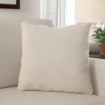 East Urban Home Lila Lola 2 Piece Cross Throw Pillow Insert Set Wayfair