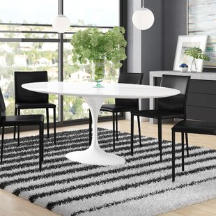 Brynn Dining Table by Wade Logan Reviews