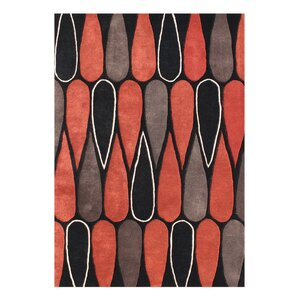 Alliyah Handmade Black Area Rug