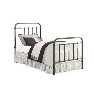Gracie Oaks Linke Panel Bed