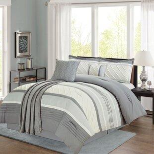 Bleeker 6 Piece Comforter Set