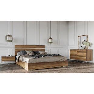 Kingon Platform 5 Piece Bedroom Set by Brayden Studio Great price