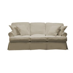 Telluride T-Cushion Sofa Slipcover by Laurel Foundry Modern Farmhouse