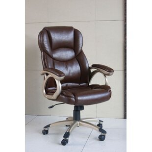 Redington Executive Chair by Latitude Run Discount