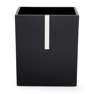 Roselli Trading Company Houston Street 2 Gallon Waste Basket