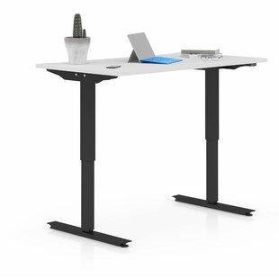 Height Adjustable Standing Desk By Ebern Designs