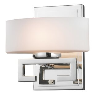 Orren Ellis Imler 1-Light Bath Sconce