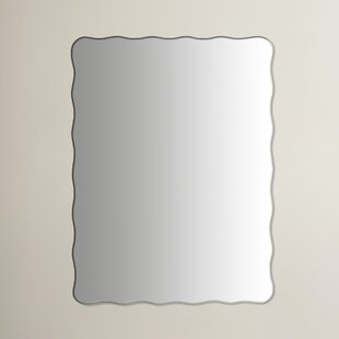 Affordable Kemper Modern Wall Mirror By Rosecliff Heights