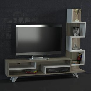 Aurigae Entertainment Stand For TVs Up To 65