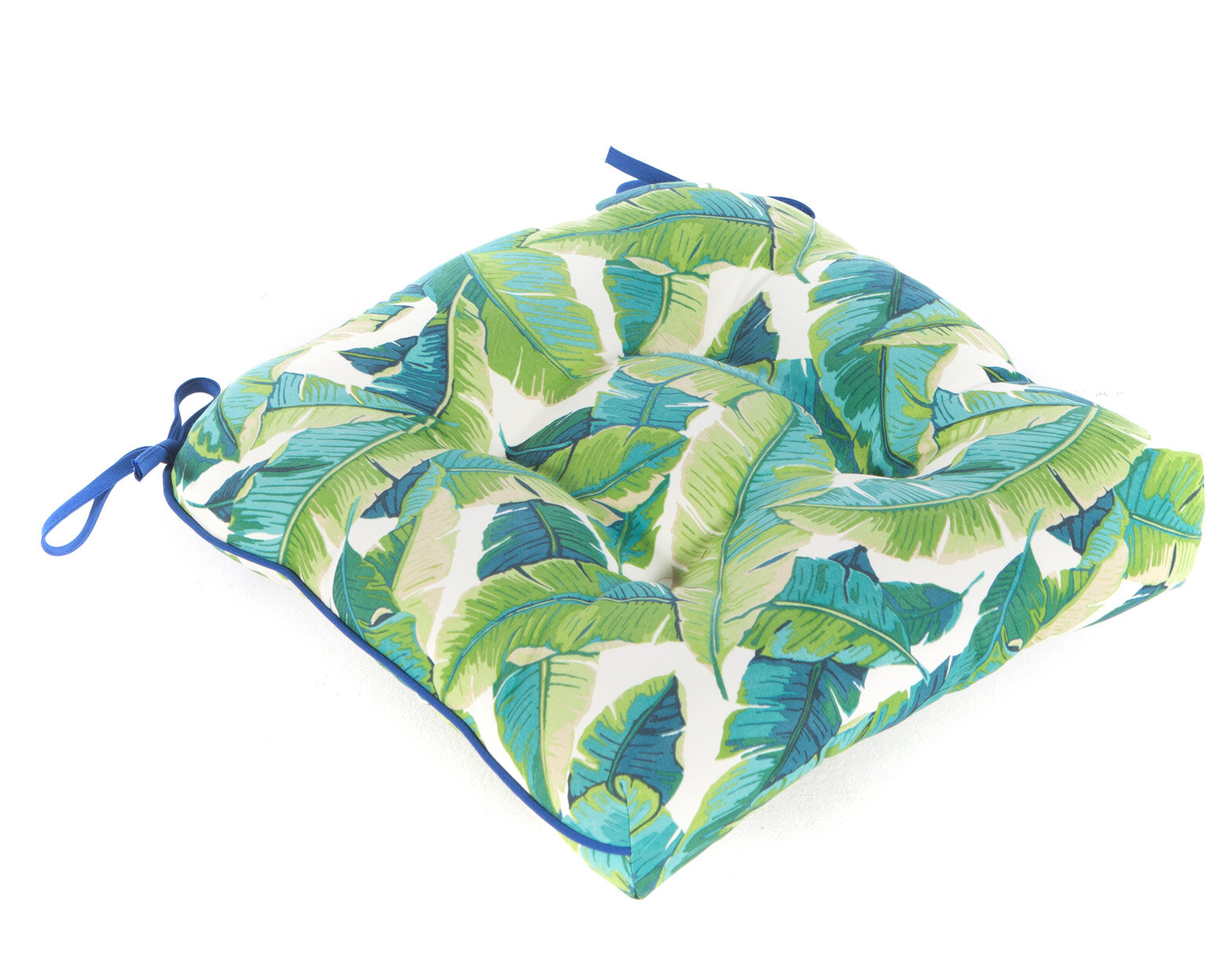 Great Cheryl Balmoral Tropical Opal Outdoor Dining Chair Cushion Furniture Online
