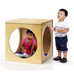 Toddler 1.67' x 1.79' Playhouse ByWhitney Brothers