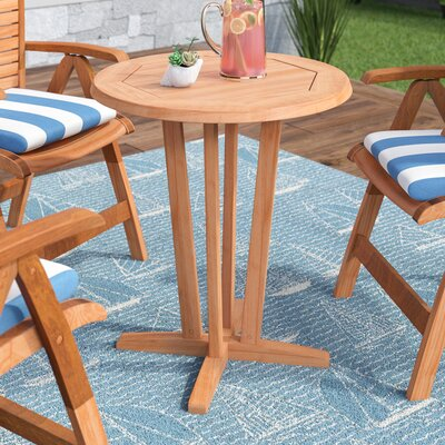 Brighton Teak Dining Table by Sol 72 Outdoor 2020 Sale